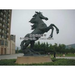 华儿街牛动物铜雕铸造,天津动物铜雕,动物铜