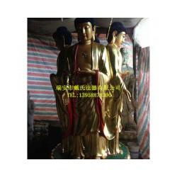 质感细腻的9.9米露天铜佛像推荐——安徽佛