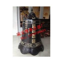 供销道观铜钟|浙江热卖铜钟供应