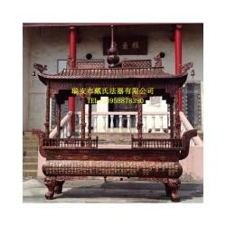 铜香炉制作当选戴氏法器厂——道观铜香炉寺