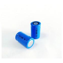 厂家供应CR14250锂锰柱式电池智能电表血糖仪电池通用