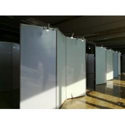 会议室空间展板隔断