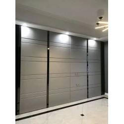 高端软包简单实用背景墙