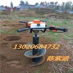 轻便式汽油起苗机 苗木带土球挖坑机 直销便