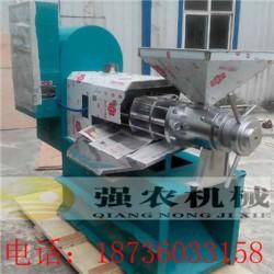 河南100型商用花生榨油机新型菜籽榨油机设