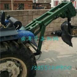 植树优质挖坑机 纯汽油挖坑机