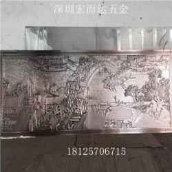 大连  铝门花铝板浮雕精雕深圳厂家//HED