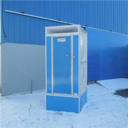 工地玻璃钢拆装式移动卫生间 环保厕所 厂家