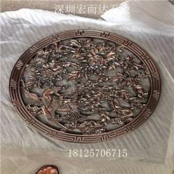 湛江  铝门花铝板浮雕精雕深圳厂家//HED