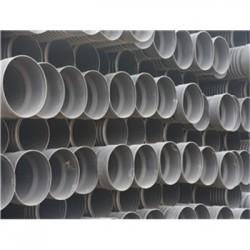 香河pe双壁排污波纹管施工方案