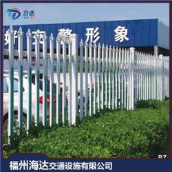 供应福建幼儿园小学围墙pvc栏杆 绿化栅栏包