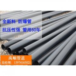 湖南永州市灌溉管市政给水管