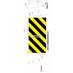 顶峰水泥制品(图),混凝土隔离墩规格,顺德混