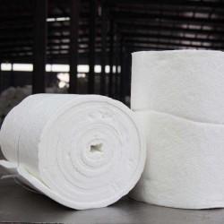 硅酸铝毯陶瓷纤维毯降低隔热层厚度