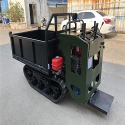 供应小型履带车多用途四不像全地形车1T手扶履带车