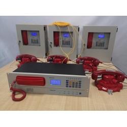 DH9361/BG光纤消防电话主机/管廊光纤消防电话系统