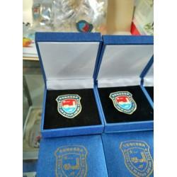 西安徽章定做 西安纪念币加工 西安奖章纪念章定制厂家