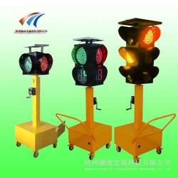 陕西太阳能红绿灯 移动红绿灯 交通信号灯生产厂家
