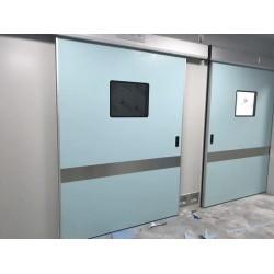 东莞医用手术室气密门 铅门气密门 气密平开门 电动平移气密门