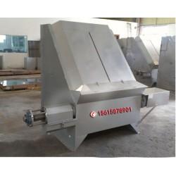 猪粪斜筛式固液分离机可用于固体和液体的分离、优势及价格