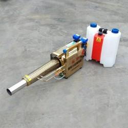 脉冲弥雾机 温室大棚水雾打药机 背负式汽油高压烟雾机