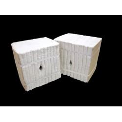 陶瓷纤维模块耐火保温材料工业炉炉衬性能稳定