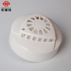 联网24V温度报警器/温感报警器开关量温感探测器