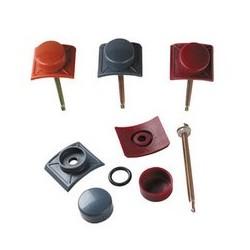 合成树脂瓦PVC瓦各种板瓦顶棚防水盖帽系列
