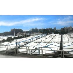 反吊膜-污水池膜结构处理-低成本建设-展冀膜结构