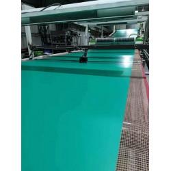 无味防静电台垫厂家,绿色环保防静电桌垫,卡优防静电