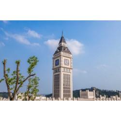 供应康巴丝牌建筑塔钟室外大钟外墙挂钟高楼大钟