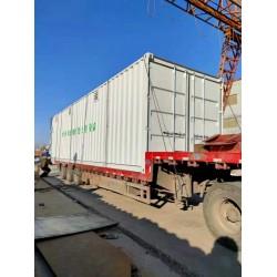 垃圾渗滤液集装箱 全新渗滤液移动处理设备集装箱厂家