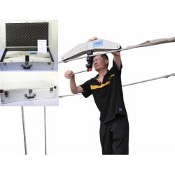 绳索张力检测仪100KN绳索测力仪 钢绞线张力检测仪