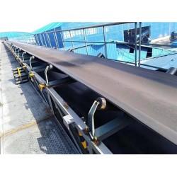 青岛厂供PVG整芯阻燃 矿用输送带 耐热 中六橡胶质量保证