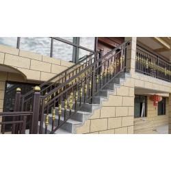 佛山市铝艺楼梯扶手/品质优选/私人订制