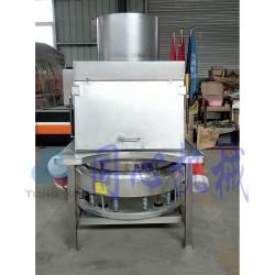碳酸钙粉无污染投料输送用无尘投料站