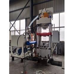 牛羊舔转压块成型机矿物质盐砖压块机生产率高成型速度快q