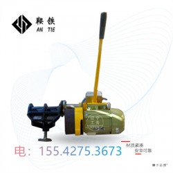 鞍铁电动轨端打磨机DM-750高铁养路器材原理