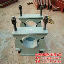 奕通配件(图)、立管管夹安装、惠州立管管夹