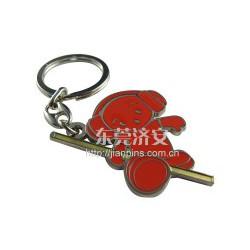 东莞知名五金锁匙扣厂推荐,订做纪念钥匙扣