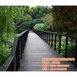 鲁布格镇防腐木地板,凤锦园防腐木,防腐木地