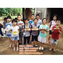 海南红坎岭(图)、幼儿陶艺体验、陶艺体验